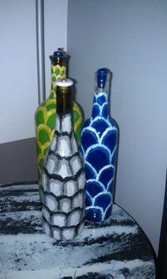 DIY Glass Painting Ideas - Pesquisa Google