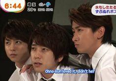 Atarashi Arashi, SS, NK and OS