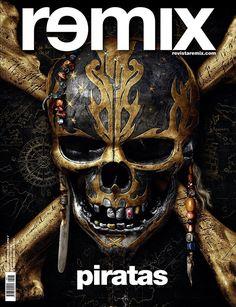 Tapa Remix 226 Piratas | Piratas del Caribe: La Venganza de Salazar