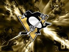 gotta love the pens. it's a great day for hockey!