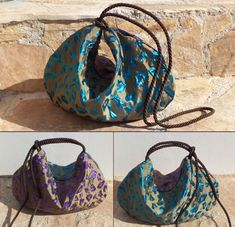 Fortune cookie purse #2 by liliv | Project | Sewing / Bags & Purses | Kollabora #diy #kollabora #sewing #bags