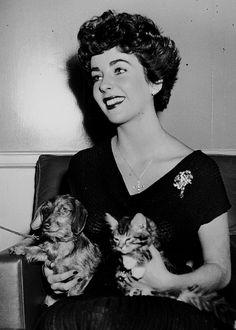 """I sometimes think I prefer animals to people. ~ Elizabeth Taylor. """
