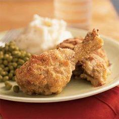 Mrs. Knott's Fried Chicken Recipe