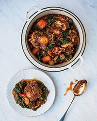 Asian Beef Stew Recipe on Food & Wine