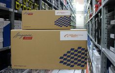 Alibaba Group and SingPost continue to expand their e-commerce logistics cooperation (Photo: Business Wire)