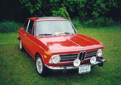 BMW auto - BMW 2002tii