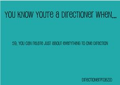 Directioner Problems. This is sooo true. It annoys people when I do this because they'll be talking about something serious and then they'll say something that's reminds me of the boys and I just start talking about 1d.
