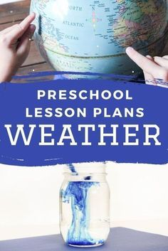 Teach your students all about the weather with these awesome Weather Lesson Plans from Life Over C's for Preschool! There are 20+ plans and activities covering all things weather! Grab these teaching resources! Weather Activities Preschool, Teaching Weather, Motor Skills Activities, Educational Activities For Kids, Preschool Lesson Plans, Learning Activities, Teaching Resources, Preschool Learning, Weather Lesson Plans