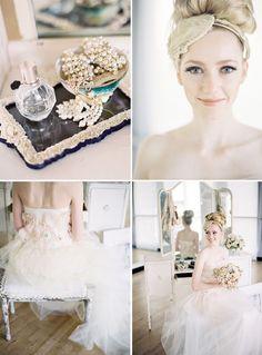 Black Swan + White Swan Wedding Inspiration