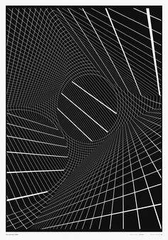 Again I like how simple lines and shapes created depth Textures Patterns, Color Patterns, Graphic Wallpaper, Instagram Story Template, Zentangle Patterns, Art Plastique, Graphic Design Art, Op Art, Illustrations