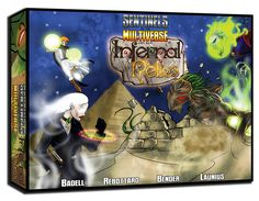 Sentinels of the Multiverse: Infernal Relics | Board Game | BoardGameGeek