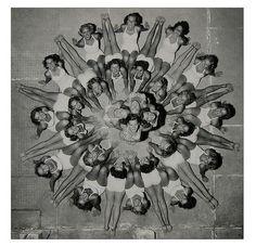 1948  synchronized swimming