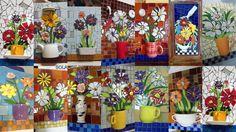 Mosaics by Solange Piffer   https://flic.kr/p/da1yAc   2012-09-02