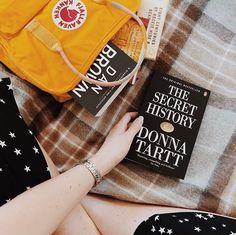 Fjallraven - Kanken Classic Backpack for Everyday Donna Tartt, The Secret History, Ya Books, Deceit, Bookstagram, Instagram Accounts, Best Sellers, Backpacks, Classic