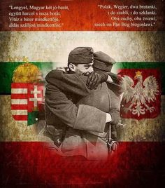 Its the Hungarian-Polish friendship day! Love from Hungary! Best Funny Pictures, Funny Images, Indipendence Day, Hungary History, Hungary Hetalia, Poland Ww2, Old Paintings, Most Popular Memes, Videos Online