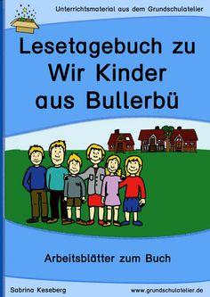 """Lesetagebuch zu """"Wir Kinder aus Bullerbü"""""""