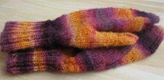 Mittens, handspun yarn #handspun #mittens