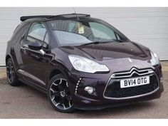 Used 2014 (14 reg) Whisper Purple Citroen DS3 1.6 e-HDi Airdream DStyle Plus for sale on RAC Cars 💛🌈🙈