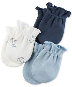 Carter's Baby Boys Mittens Set Cotton Three pack of baby mittens Assorted solids and dog pattern Imported Toddler Mittens, Baby Mittens, Baby Boy Accessories, Zara Baby, Carters Baby Boys, Baby Boy Fashion, Cute Baby Clothes, Little Babies, Baby Boy Outfits