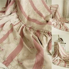 Stunning french bedspread day blanket bed cover antique