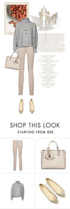 """""""Cozy Chic"""" by youaresofashion ❤ liked on Polyvore featuring Brunello Cucinelli, HaveBest, Designers Remix, Alicia Marilyn Designs and cozychic"""