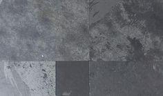 BuildDirect – Slate Tile - Versailles Pattern – Montauk Black - Multi View