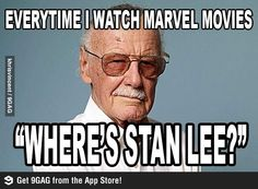 Every time I watch Marvel movies