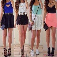 yazlık elbiseler genç kız tumblr - Google'da Ara
