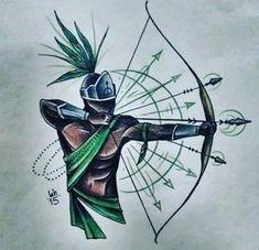 Angel Warrior, Warrior Spirit, Orishas Yoruba, African Mythology, Yoruba Religion, Afro Art, Grafik Design, African Art, Black Art