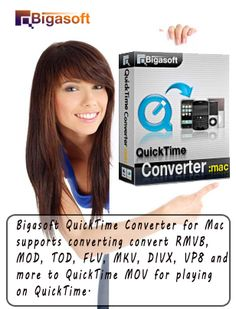QuickTime Converter for Mac