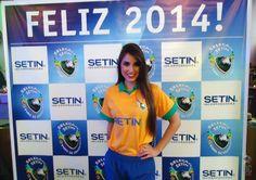 Evento Seleção Setin 2014
