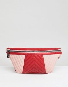 ASOS Mix Quilted Fanny Pack at asos.com 7e353b3f9b925