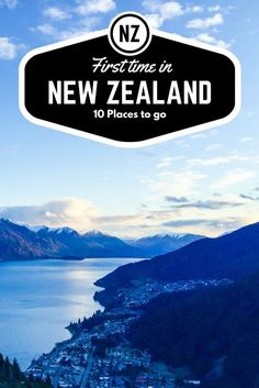 New Zealand is a perfect travel destination with beautiful landscape, mountains and nature throughout the North and South Island. These 10 spots make for an amazing road trip, from hiking the famous Tongariro crossing to days of adventure in Queenstown and Milford Sound.
