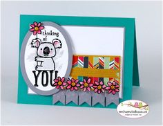 Stampin Up Kind Koala for Stamping and Blogging