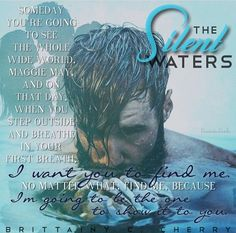 The Silent Waters by Brittainy C. Cherry... Love it