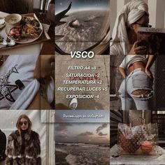(saturation, temperature, highlights, exposure - News - Vsco Filters Lightroom Presets Instagram Theme Vsco, Snapchat Instagram, Best Vsco Filters, Insta Filters, Free Vsco Filters, Vscocam Filters Free, Filter Vscocam, Vsco Pictures, Editing Pictures