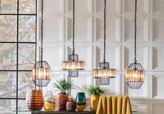 Home Lighting, Living Spaces, Modern Design, Furniture Design, Ceiling Lights, Home Decor, Decoration Home, Room Decor, Contemporary Design