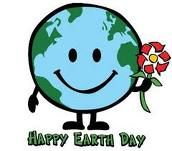 Happy Earth Day! (for tomorrow!)