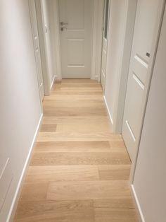 Luxury Tour Home: Floor Design, House Design, Small Appartment, Main Door Design, Inside Doors, White Oak Floors, My Ideal Home, Lobby Design, Laundry Room Design