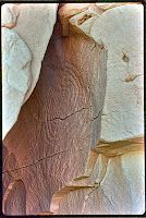 """Fajada Butte in Chaco Canyon, New Mexico - a magical place in the Land of Enchantment  A """"Sun Dagger"""" projected by three stone s. Land Of Enchantment, Wonders Of The World, The Good Place, Journal 3, Anthropology, Amazing Places, Archaeology, Dreams, Anthropologie"""