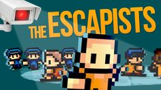 Check'n Out.. The Escapists - A Prisoner Simulation [Gameplay / First Look]