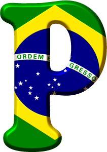 Materiais Para o Scape: Alfabeto Brasil Soccer Theme Parties, Soccer Party, Party Themes, English Letter, Brazilian Jiu Jitsu, Typography Letters, Letter Art, Girl Scouts, Alphabet