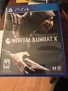 Mortal Kombat X (Sony PlayStation 4, 2015) 883929425112 | eBay