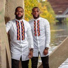 African Wax Print Long sleeve ShirtAfrican clothingAfrican