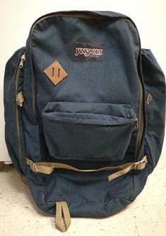 vintage Jansport internal frame Backpacking backpack RARE