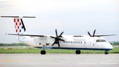 Inaugurarea oficială a rutei București – Zagreb cu Croatia Airlines