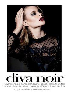 #BehatiPrinsloo looks uber hot in Vogue México (Nov13). Ph. David Roemer