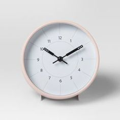 Decorative Table Tope Clock - Blush - Project 62™