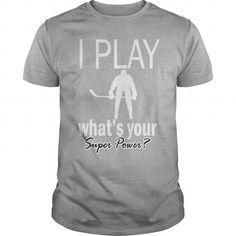 Awesome Tee ice hockey design Shirts & Tees