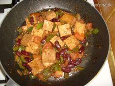 Tofu panvica - Recept